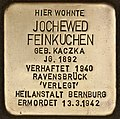Stolperstein für Jochewed Feinkuchen (Cottbus).jpg