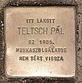 Stolperstein für Pál Teltsch.JPG