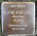 Stolpersteine Dortmund Asselner Hellweg 99 Helene Vogelsang.jpg