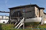 Stralsund, Dänholmstraße 11, ehemalige Reparaturwerft (2013-07-08), by Klugschnacker in Wikipedia (8).JPG