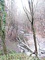 Stream in winter - Feb 2012 - panoramio.jpg