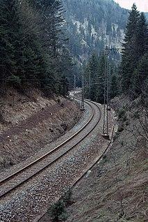 Freilassing–Berchtesgaden railway