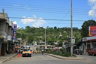 Tena, Ecuador - Image: Street 1 in Tena, Ecuador (2009)