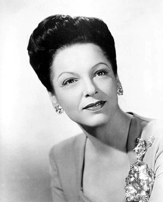 Academy Award for Best Supporting Actress - Gale Sondergaard was the first winner in this category for her role in Anthony Adverse (1936)