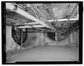 Sub-basement Vaults, Southwest Corner looking West - Corbin Building, 11 John Street, New York, New York County, NY HABS NY-6372-9.tif