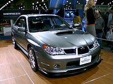 Subaru Impreza (second generation) - Wikipedia