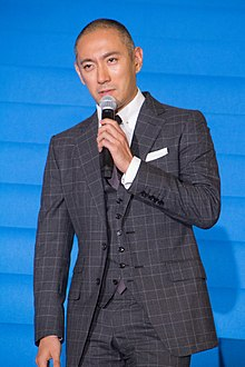 fac83dd454fd Japanese slim fitting three piece grey suit with window pane check, mid to  late 2010s.