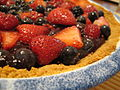 Summer Berry Pie detail, August 2009.jpg
