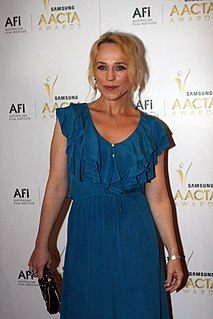 Susie Porter Australian actress