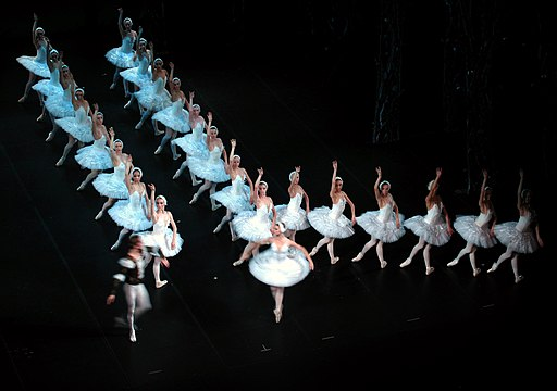 Swan Lake at the Alexandrinsky Theatre