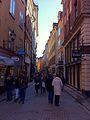 Sweden - Stockholm 38 - narrow streets (7089608737).jpg