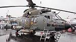 Swiss Air Force Aérospatiale AS 332M1 Super Puma T-324 PAS 2013 01.jpg