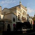 Synagoga Španělská, Stará škola, Templ (Josefov), Praha 1, Dušní 141.jpg