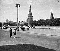 Москва. Начало 1960-х годов