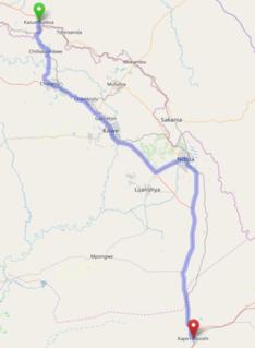 T3 Road (Zambia)