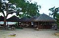 TZ Selous Rufiji River Camp restaurant.JPG
