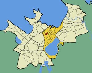 Tõnismägi - Image: Tallinn tonismae asum