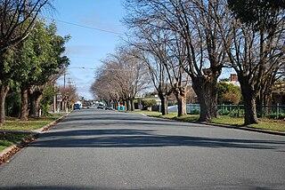 Tallygaroopna Town in Victoria, Australia