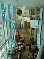 Tampa Bay History Center - View of Lykes Atrium as seen from above Columbia Cafe.jpg