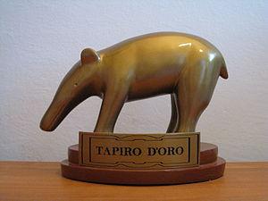 Striscia la notizia - The Tapiro d'Oro