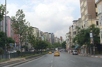 Tarlabaşı - Tarlabaşı Boulevard