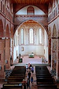 Tartu St Johns church interior.jpg