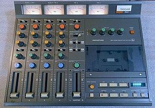 Portastudio Home recording studio equipment