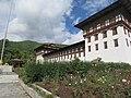 Tashichho Dzong Fortress in Thimphu during LGFC - Bhutan 2019 (119).jpg
