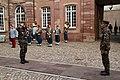 Task force Lafayette prise d'armes Strasbourg 31 janvier 2013 04.JPG
