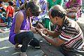 Tattooing - Chhath Festival - Strand Road - Kolkata 2013-11-09 4334.JPG