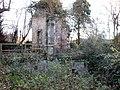 Tea House ruin and Palladian Bridge, Newhailes, Musselburgh.jpg