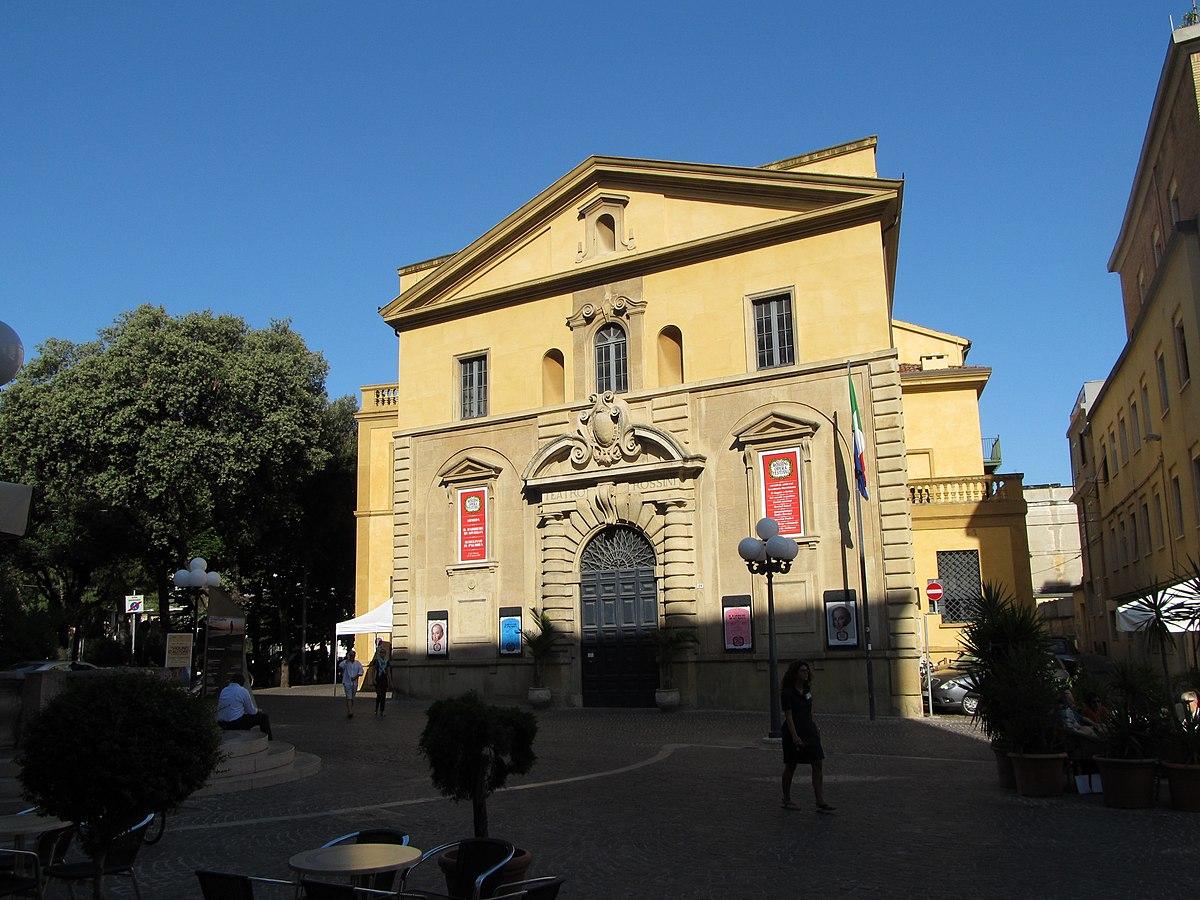 Teatro Rossini (Pesaro) - Wikipedia