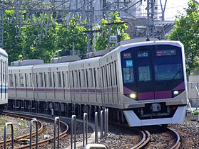 Image illustrative de l'article Métro de Tokyo