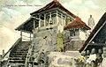 Temple on Adams Peak - Ceylon c 1909.jpg