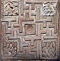 Temple troglodytique dédié à Vishnou (Badami, Inde) (14146140830).jpg