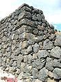 Teneriffa - Süd - La Galletas - Küstenwanderung nach Westen zum Leuchtturm von Punta Rasca Reste trassierter Felder - panoramio.jpg