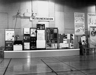 William Higinbotham - 1958 exhibit of Tennis for Two
