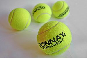 300px Tennisball Can a Tennis Ball Save Your Pillow?