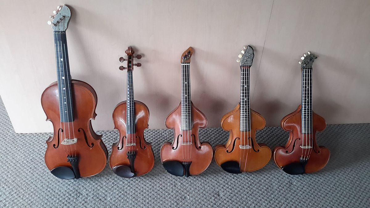 The role of the violin in
