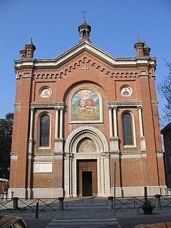 Terno d Isola chiesa San Vittore Martire facciata.jpg