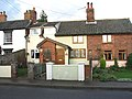 Terraced cottages in Bank Street - geograph.org.uk - 1594108.jpg