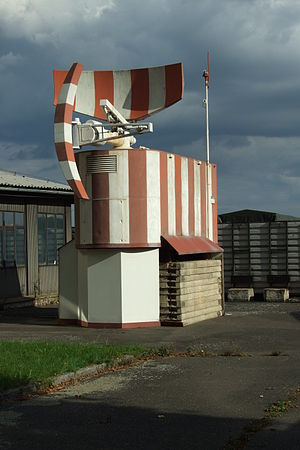 Tesla (Czechoslovak company) - OPRL-4 Air Traffic Control Radar