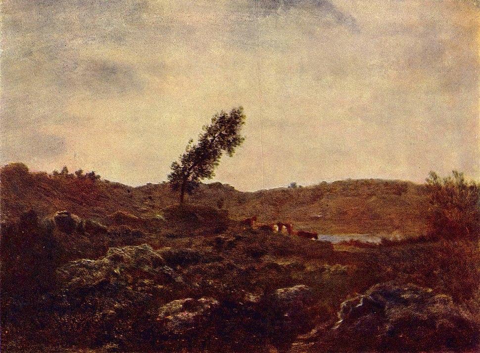 Théodore Rousseau 001