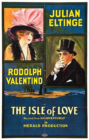 The Isle of Love - Film poster