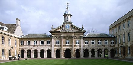 Emmanuel College Chapel The Chapel Emmanuel College2.jpg