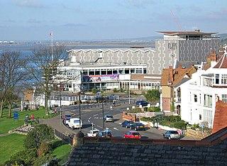 Westcliff-on-Sea Town in Essex