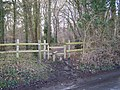 The Coldrum Trail enters Ryarsh Wood - geograph.org.uk - 1165155.jpg