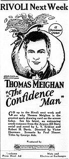 <i>The Confidence Man</i> (film) 1924 film