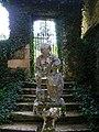 The God of Passing Time (Eyrignac).JPG