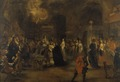 The Marriage of Charles X Gustavus, 1654 (Juriaen Ovens) - Nationalmuseum - 17911.tif